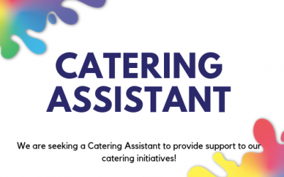 Vacancy: Catering Assistant