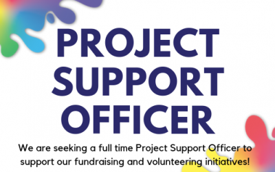 Vacancy: Time to Shine Project Support Officer