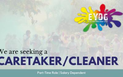 Vacancy: Caretaker/Cleaner