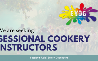 Sessional Cooking Instructors